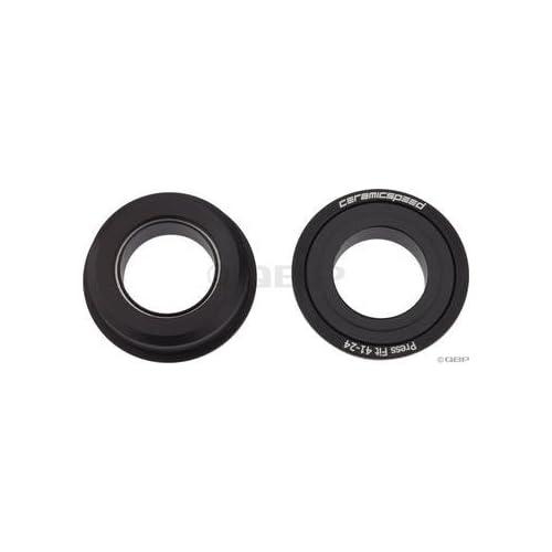 Image of Ceramic Speed Bottom Bracket BB86/24mm Chainrings
