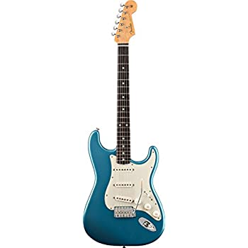 Fender Classic Series '60s Stratocaster, Rosewood Fretboard - Lake Placid Blue