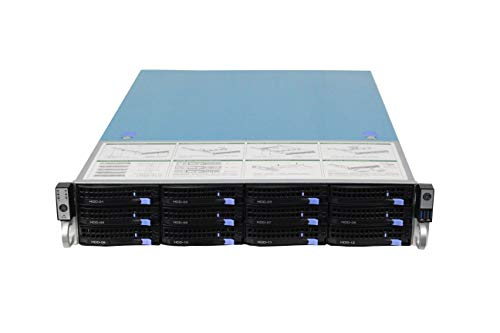 (MFU Server Case, Rackmount Case Server Chassis AVX2.0 25.6