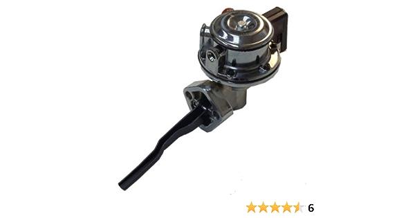 fits Ford BB 429 460 High Volume Mechanical Fuel Pump Chrome