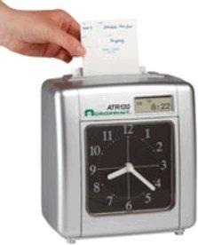 Atr120 Acroprint Time Clock