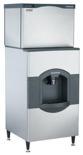 Scotsman Ice Machines Dispensers - Scotsman C0530SW_HD30B-1H 500 lb 30