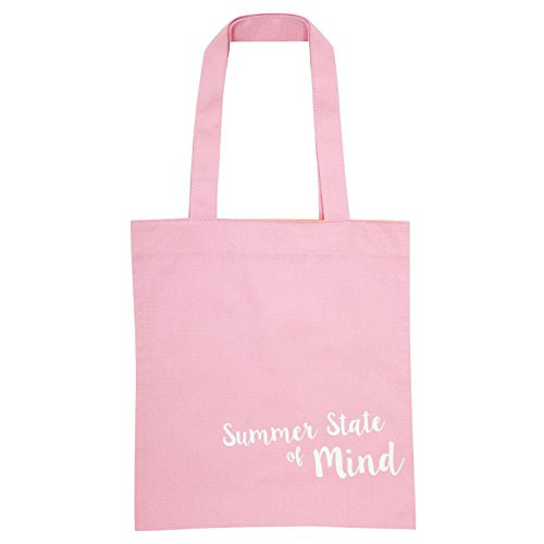 SunnyLIFE Cotton Canvas Open Tote Beach Bag Carry All - Cream by SunnyLIFE (Image #2)