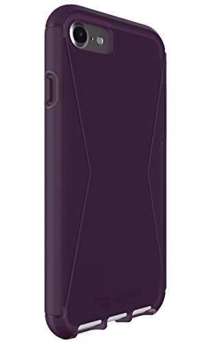 Tech21 Evo Tactical Case for iPhone 7 - Violet