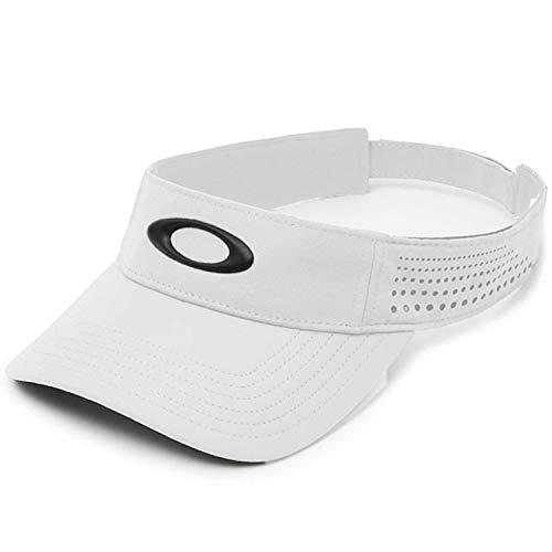 Oakley Perf Visor, White, One Size