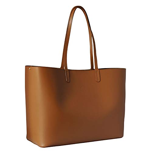 cuoio Firenze Cuoio Shopping Rosa In Lou Vera Bag Italy Made Pelle Shopper SqMp4xg