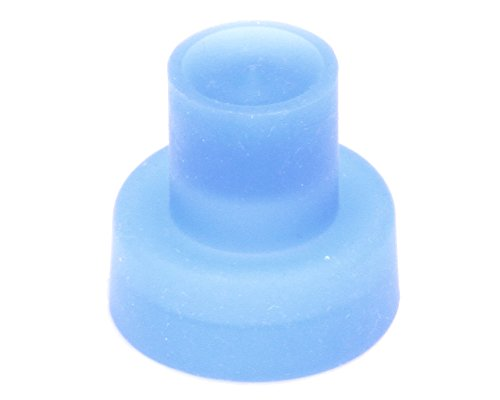 Cup Seat Faucet (Bunn 00600.0001 Silicone Seat Cup for Tcd1 Tea Concentrate Dispenser, Blue)
