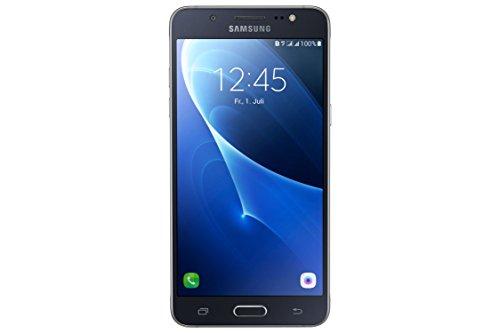Samsung Galaxy J5 (2016) DUOS Smartphone (5,2 Zoll (13,2 cm Touch-Display, 16 GB Speicher, Android 5.1) schwarz