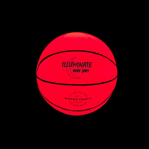 For Sale! Kan Jam Ultra-Bright LED Light-Up MINI Glow Basketball Illuminate