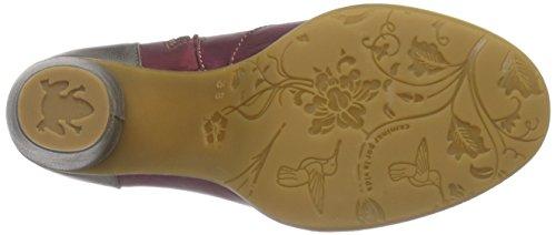 N472 Damen Porto Kurzschaft COLIBRI Violett Naturalista El Stiefel Grafito Rawq45qx