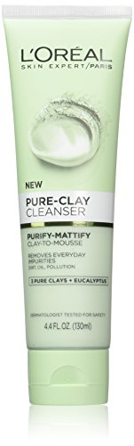 LOreal Paris Cleanser Purify Mattify