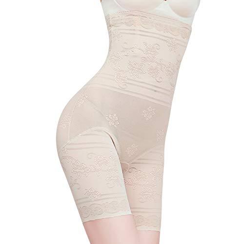 LuYi-Ww High Waist Abdomen Underwear Hips Female Waist Shaping Pants Thin Thighs Slimming Stomach Body Tights Corsets,XL