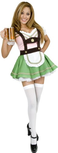 Bavar (Beer Garden Girl Plus Size Costume)