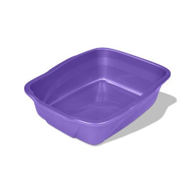 Cat Litter Pan [Set of 2] Size: Large (18