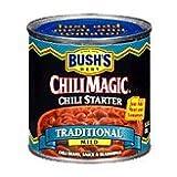 Bush's Traditional Mild Chili Magic Starter, 15.5 oz (Pack of 1)