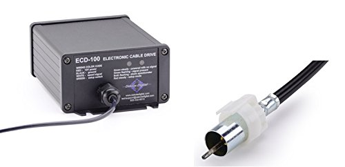 Dakota Digital - Electrontic Cable Drive 100 - ECD-100-5 with Ford Clip-On Connecto by Dakota Digital