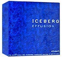 NEW ~ Iceberg Effusion for MEN By Iceberg - 2.5 Oz EDT ()