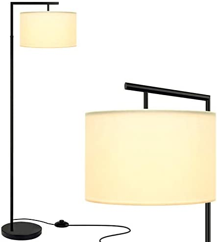 Congratsu Black Floor Lamp