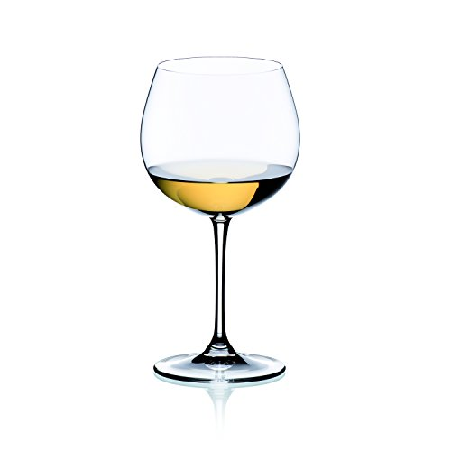 Riedel Crystal Vinum Oaked Chardonnay Glass, X-Large by Riedel