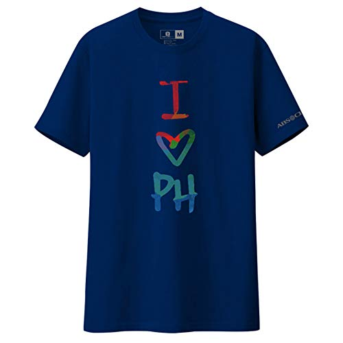 TFC Store I Love PH Shirt (Blue, Medium) (Daly City Stores)