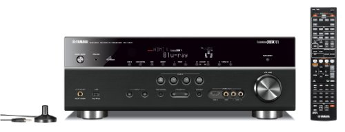 Yamaha RX-V671 7.1- Channel Network AV Receiver by Yamaha