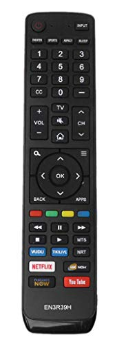 New EN3R39H Remote Control Replaced f