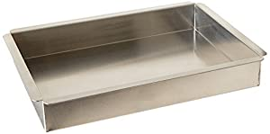 Winco ACP-0913 2-Inch Deep Aluminum Rectangular Cake Pan, 9-Inch by 13-Inch