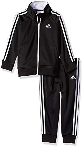 adidas Baby Boys Zip Hoodie and Pant Set