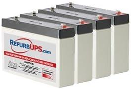 APC Smart-UPS 750 Rack Mount Compatible Replacement Battery Kit SUA750RM1U