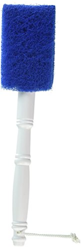 Brushtech Powerful Non-Abrasive Bathtub, Shower and Spa Brush by Brushtech