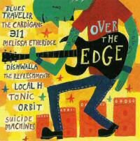 Over the Edge - Polar Cardigan