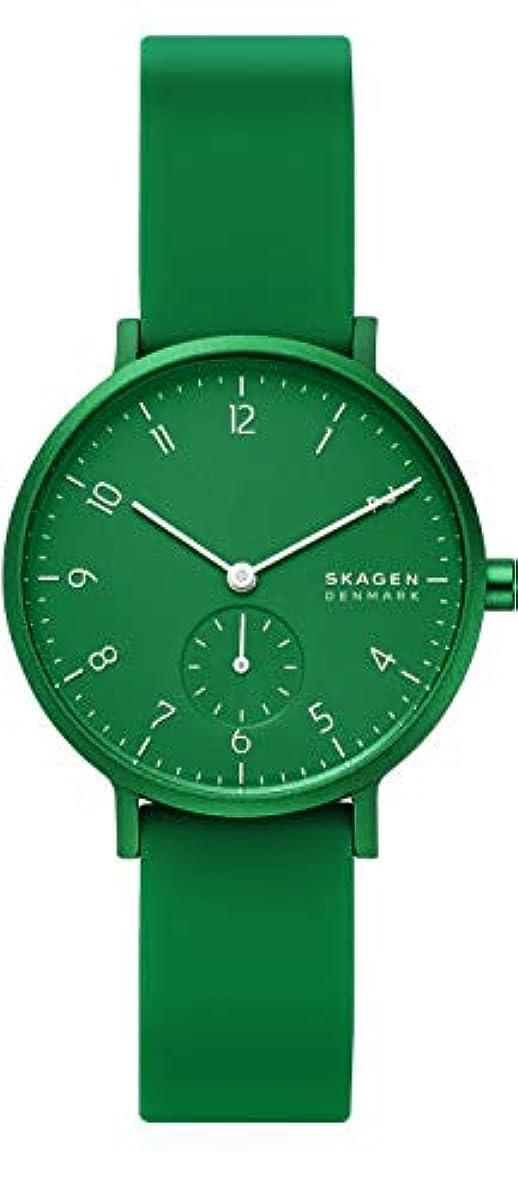 [해외] [스카―겐] 손목시계 AAREN SKW2804 레이디스 정규 수입품 그린