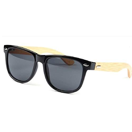 Amazon.com: Bamboo Sunglasses Men Wood sun glasses Oculos De ...