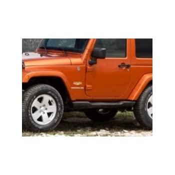 Amazon Com Jeep Wrangler Side Steps Running Boards Molded