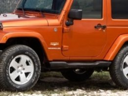 Jeep Wrangler Side Steps Running Boards Molded Mopar (Steps Side Style)