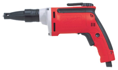 Milwaukee 6742-20 6.5 Amp Drywall Screwdriver (Screwdriver Rpm 4000 Drywall)