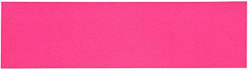 Neon Pink Skateboards (Jessup Pimp Grip Skateboard Griptape Sheet (9-Inch x 33-Inch, Neon Pink))