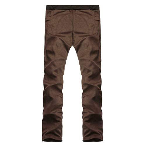 De Jogging Avec Simple Pantalons Slim 2018 Décontracté Eastery Serrage Hommes Solide Survêtement Pantalon Style Café Fit Sport Cordon Long vPfnw8q1