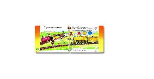 LeapFrog LittleTouch LeapPad Educational Book: The Little Engine That Could by LeapFrog