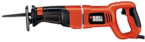 BLACK DECKER RS500 8.5 Amp Reciprocating Saw