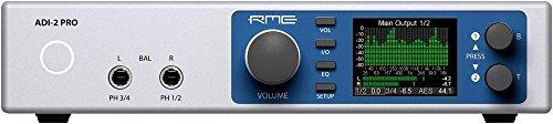 RME ADI-2 Pro 2-in/4-out AD/DA Converter -