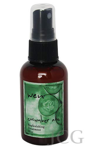 Replenishing Mist Spray for Hair, Face and Body 2 oz (Cucumber Aloe) (Wen Hair Care Cucumber Aloe Cleansing Conditioner)