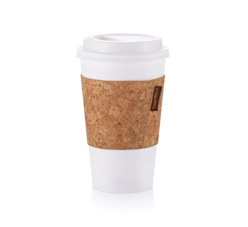 Bambu Cork Coffee Cuff