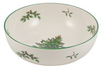 Spode Christmas Tree Individual Fruit Bowl by Spode