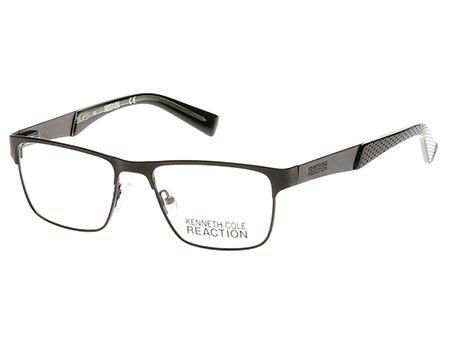 KENNETH COLE REACTION KC 0770 Eyeglasses 002 Matte Black