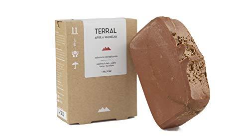 Sabonete Argila Argila Vermelha - Terral Natural