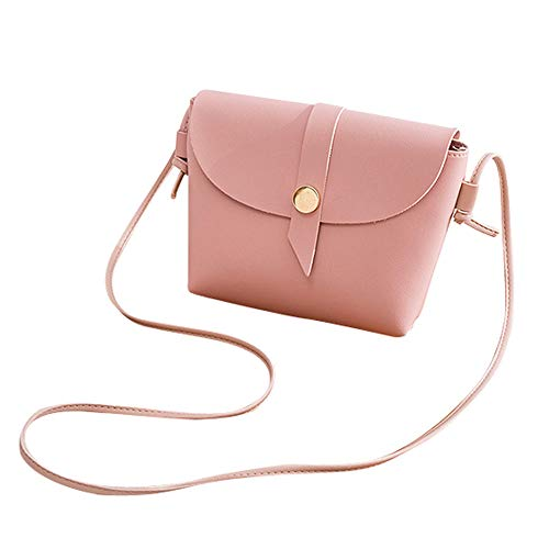 de estilo Piel Mounter Rosa preppy JJ4 Sintética PN Mujer Bags qtYqwfHxX
