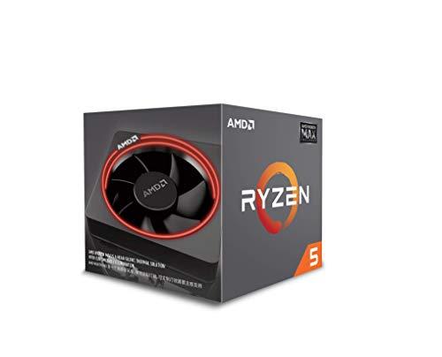 AMD Ryzen 5 2600X Pinnacle Ridge 3.6GHz 16MB Cache AM4 CPU Desktop Processor Boxed