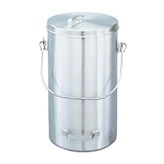 Vollrath S/S Covered 20 Qt Ice Cream/Tote Pail w/Handle