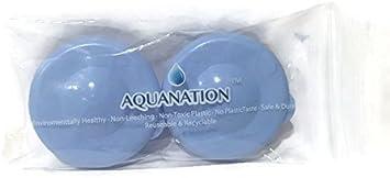 AquaNation Dew Cap Replacement 55mm Snap On Crown Top Fit 3 /& 5 Gallon Water Bottles Snug /& Tight Leak Proof Reusable BPA-Free Jug Lids 3 Dew Caps